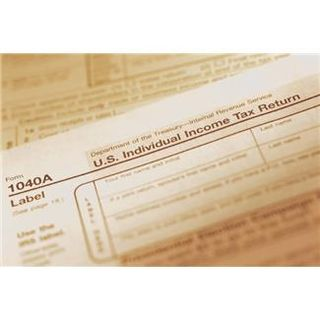 X. tax return sheet